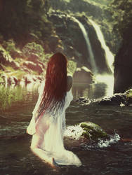 She Dreams of Paradise