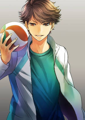 My Love [Oikawa Tooru x Tsundere Reader] by cookibuki on DeviantArt