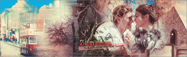 Zanessa Sign by 3nEedxx