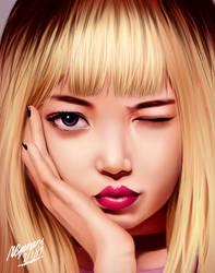 BLACKPINK - Lisa by TakoPron