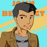 JB by KuroeArt