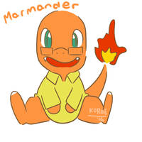 Marmander by KuroeArt