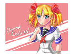 Apricot Cookie(s)! VERSION THREE! :DDDD by KuroeArt