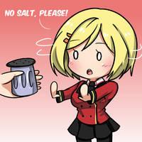 No Salt! by KuroeArt