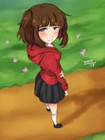 Annacchi2 by KuroeArt