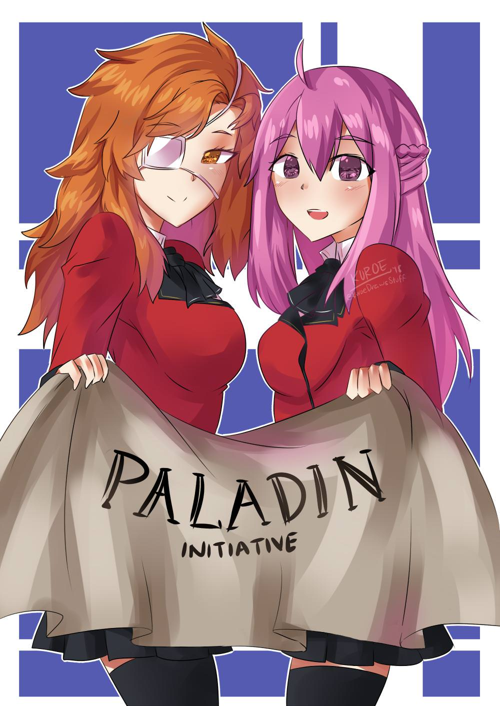 Somnova Studios joins Paladin Initiative! by KuroeArt