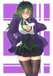 Witch Naomi [Guest OC] by KuroeArt