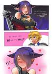 Hero vs Demon Lord [Comic]