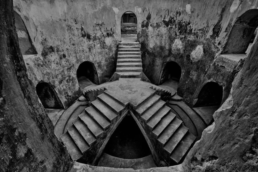 Underground Mosque by seeARTend