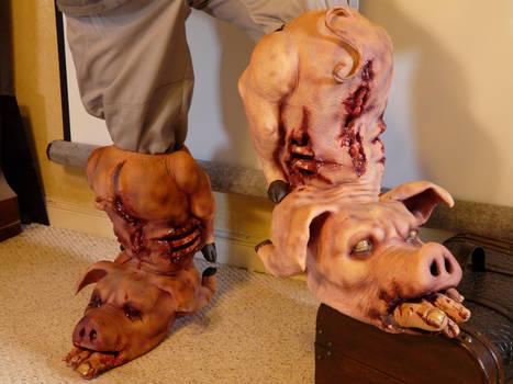 PIG BOOTS