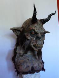 GOAT DEVIL by chuckjarman