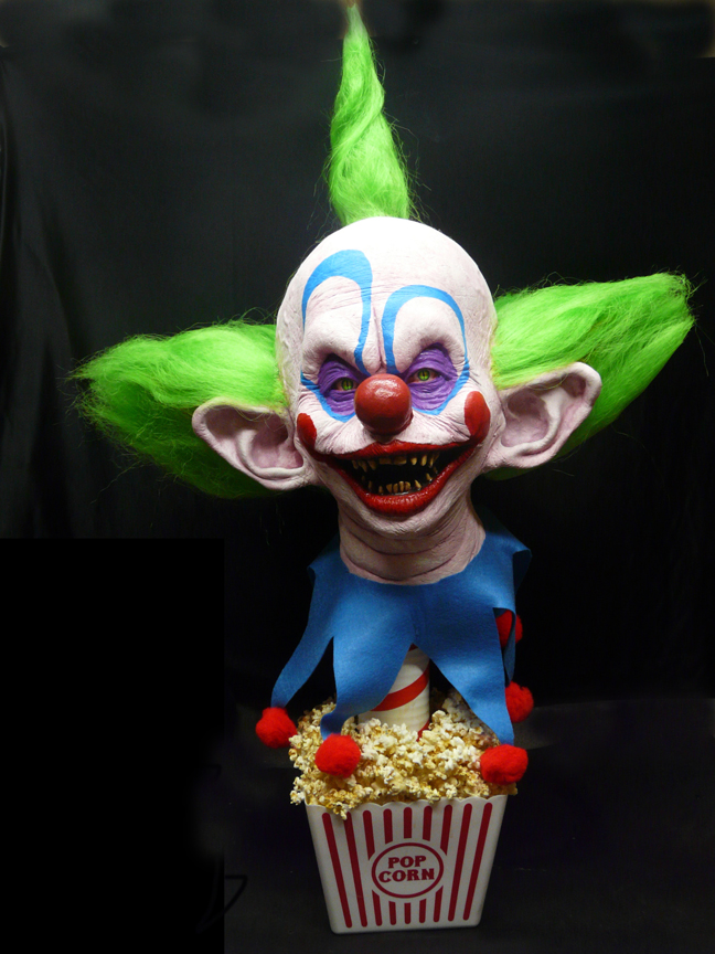 Killer Clown Chat Room