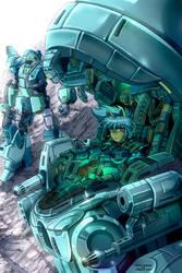 Robotron by Fytomanga
