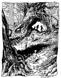 Escenario para el comic de Carla Alba by Fytomanga