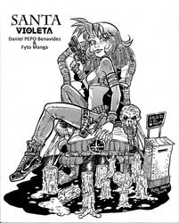 Santa Violeta 57 by Fytomanga