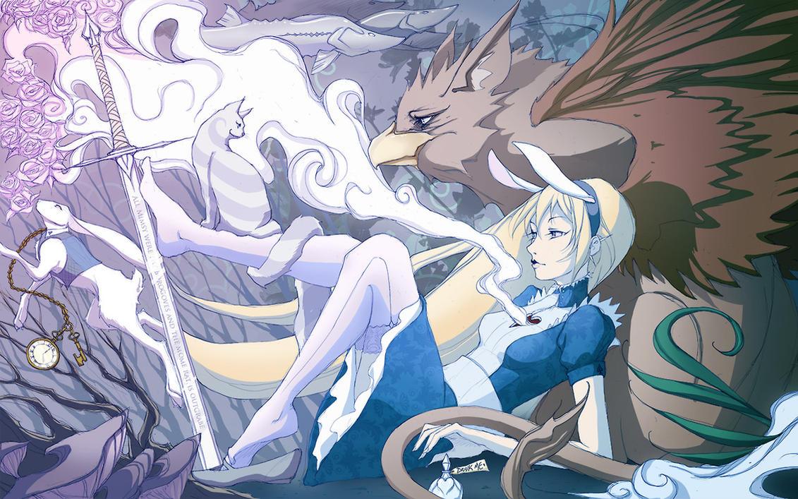 Alice Final by JKyung