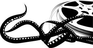 Film Reel Lineart