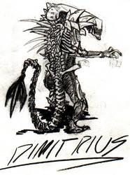 Dimitrius by diablien
