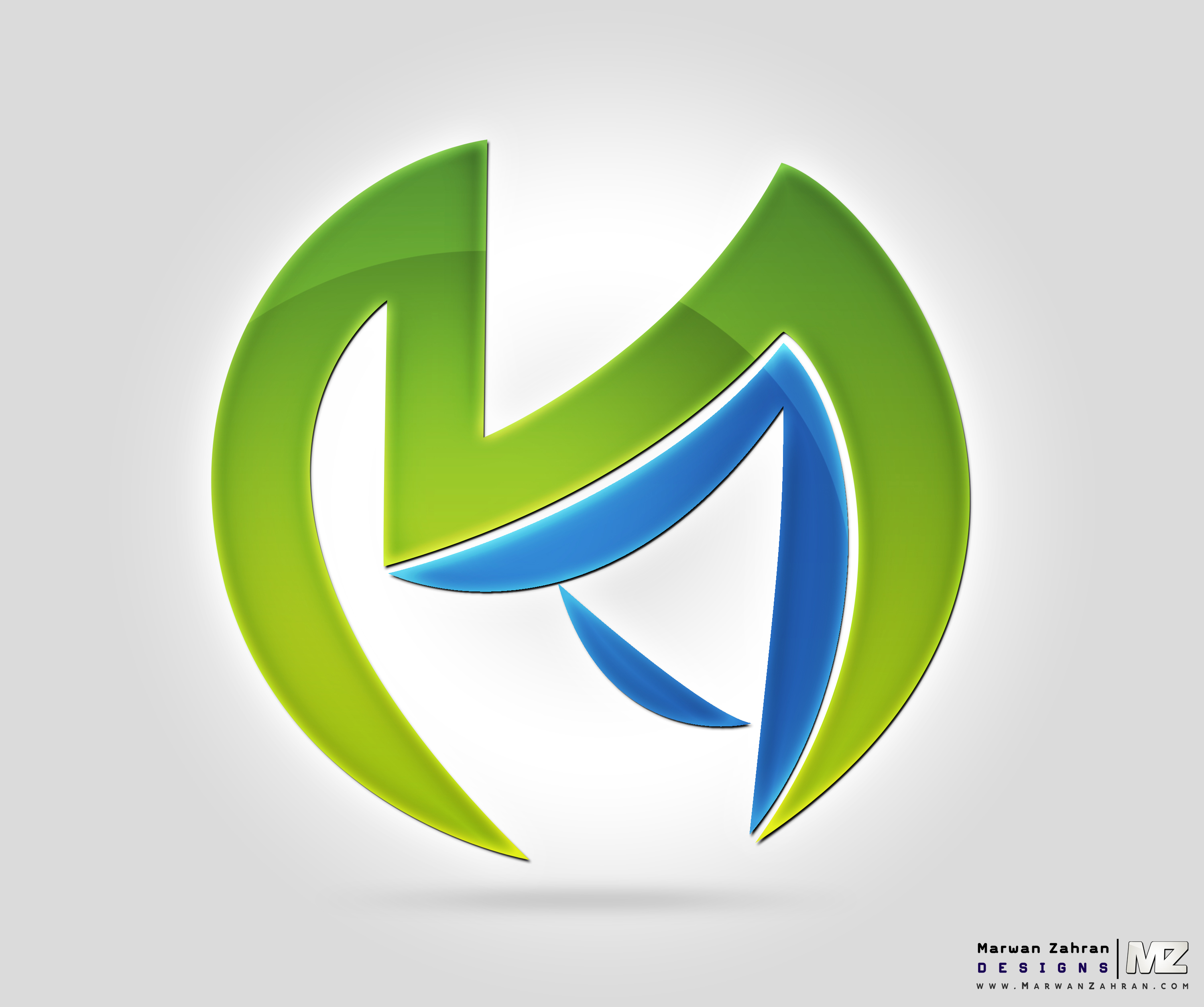 Logos design by marwanzahran on deviantart for Painting and decorating logo ideas