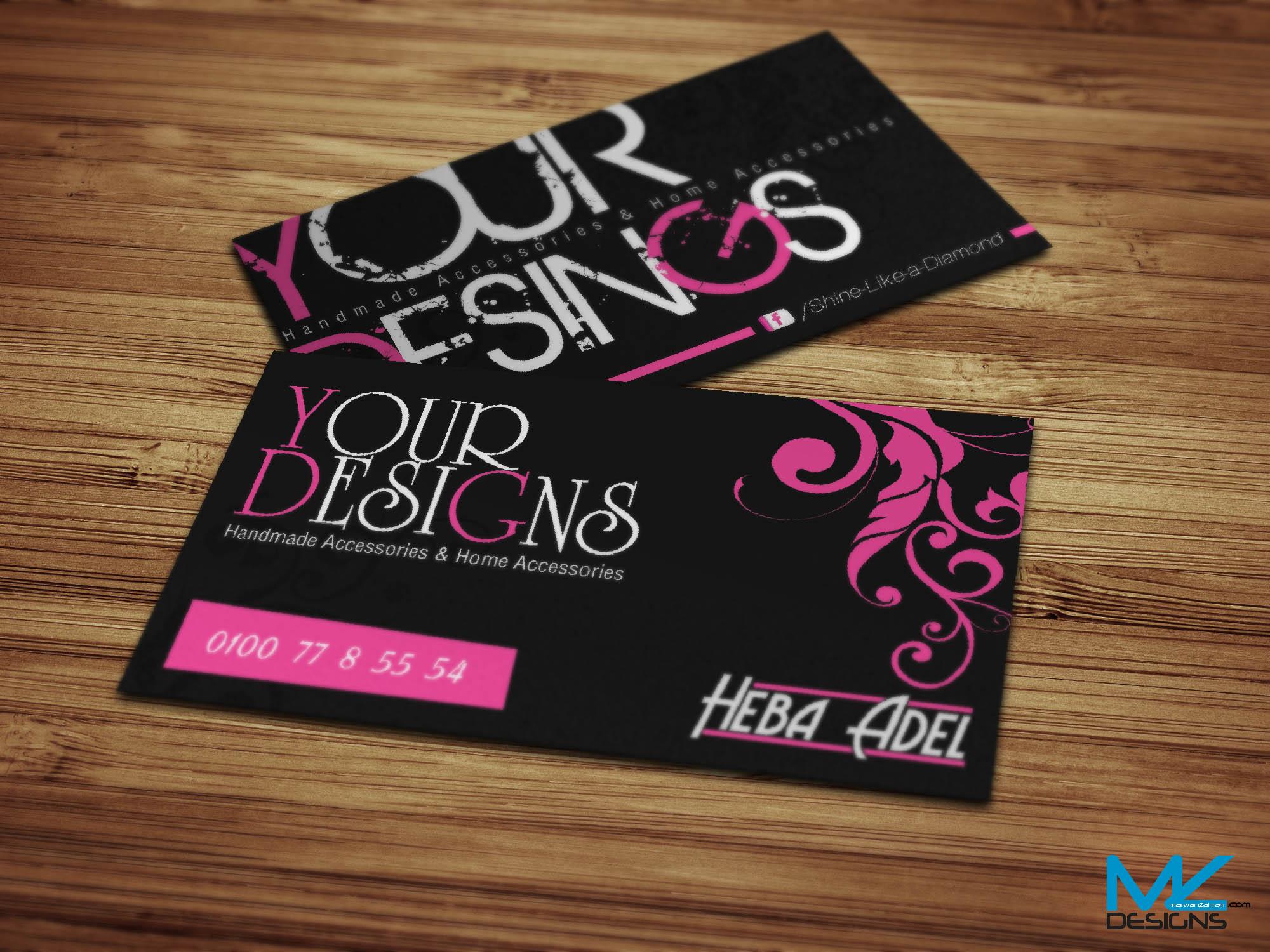 accessories group business card design by marwanzahran on deviantart