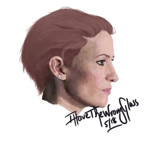 Alex Danvers Short Hair With Side Shave By Ihavethewrongglass On Deviantart