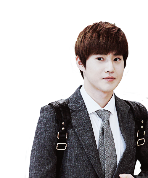 Suho EXO png