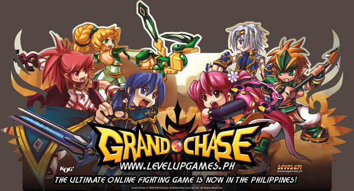 Grand Chase Rpg