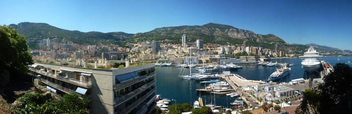 Monaco by Frankenstijn