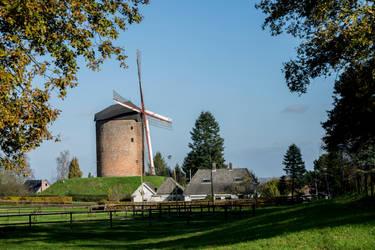 Torenmolen by Frankenstijn