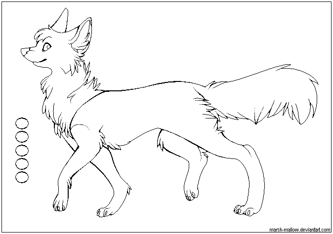 blank character copy paste wolf character sheet v2 by marsh mallow on deviantart 10096