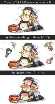 Happy SAO Halloween