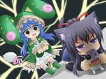 Yoshino vs Tohka