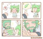 MonGirl 4koma 2 by GreenTeaNeko
