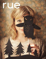 Rue Magazine - Cover