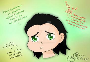 Pucheros nivel Loki