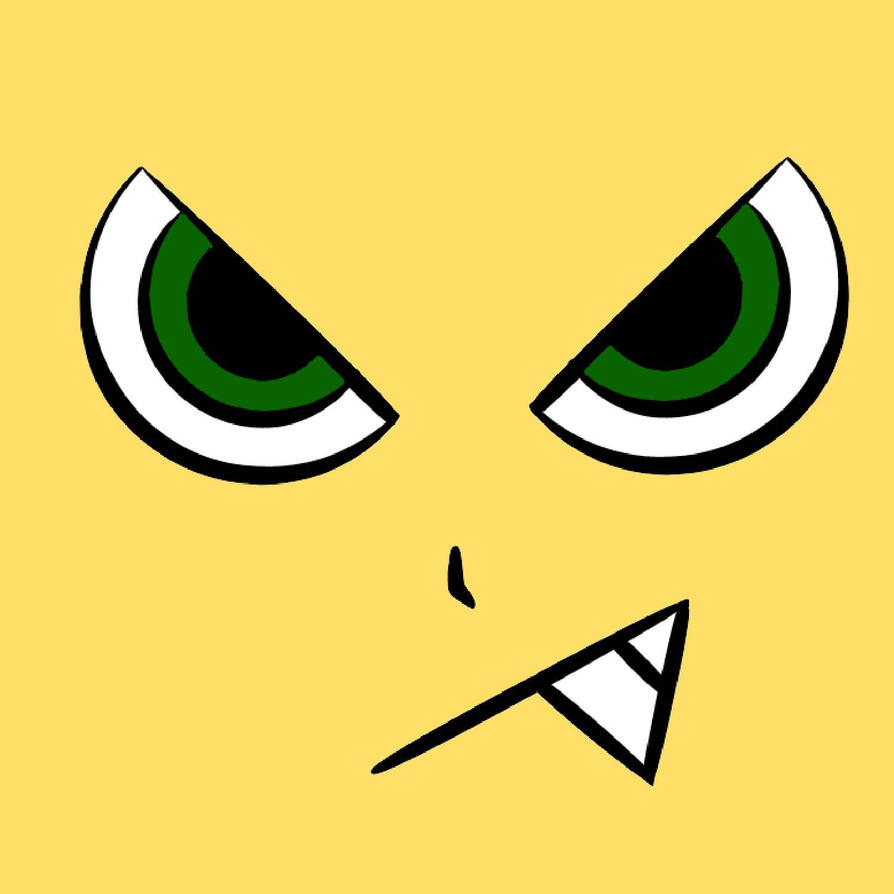 Angry Face Guy by PlainPilot