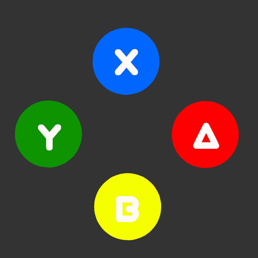 ABXY by PlainPilot