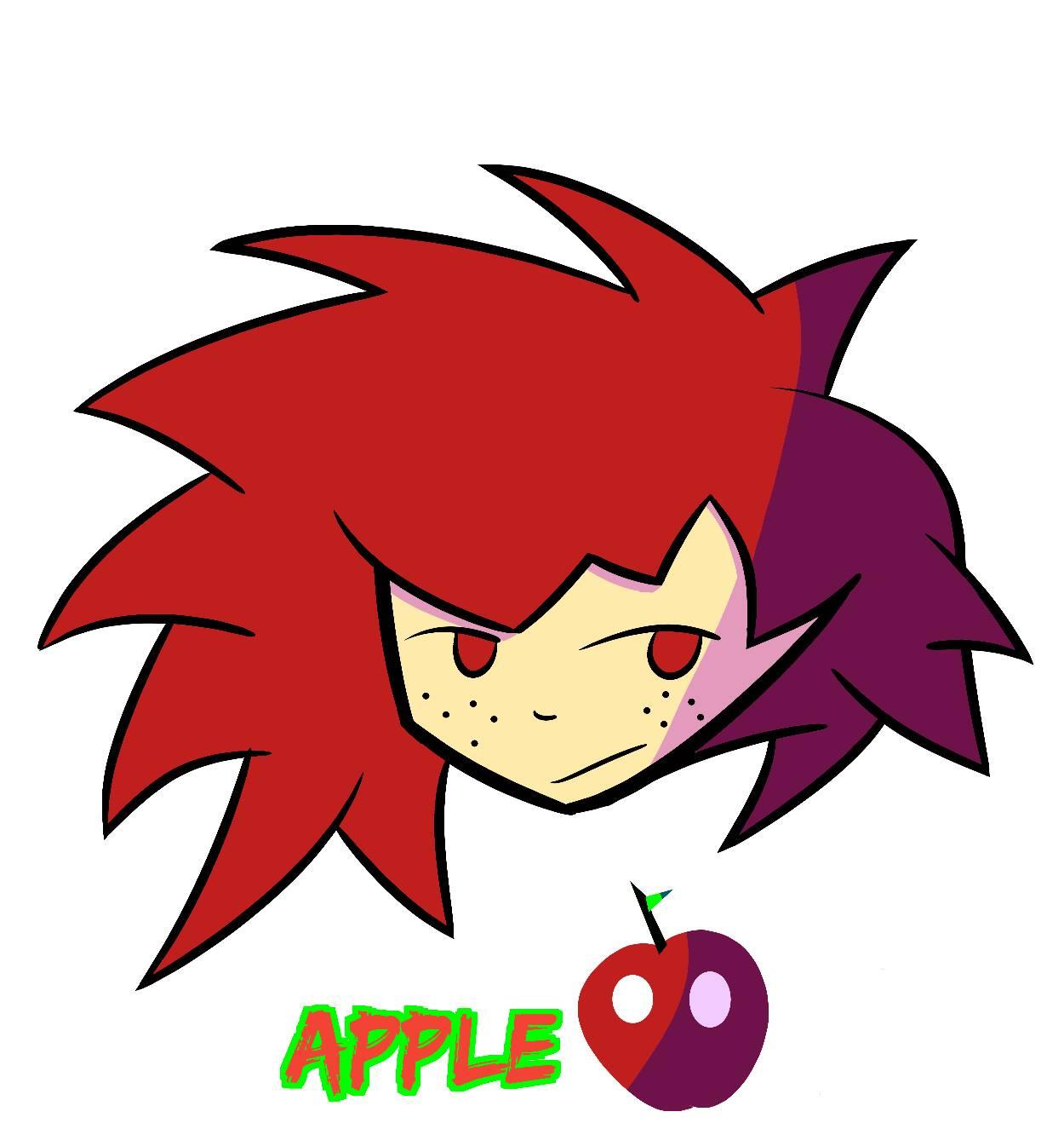 Apple by PlainPilot
