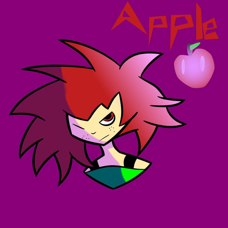 Apple (again) by PlainPilot