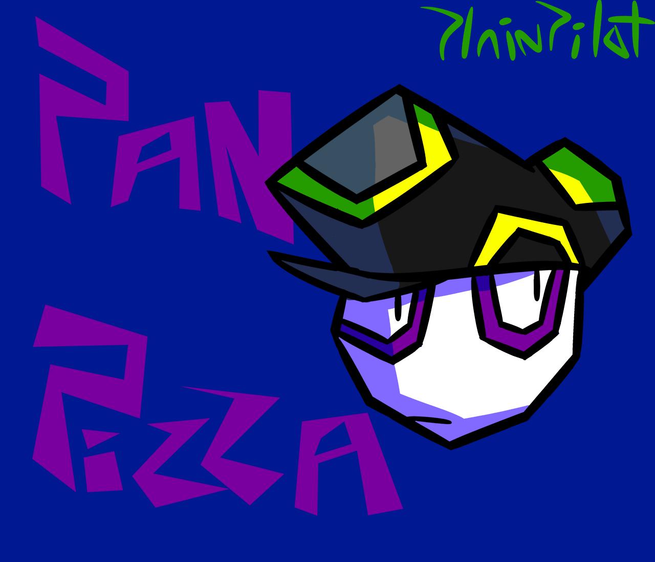 Pan Pizza (again) by PlainPilot