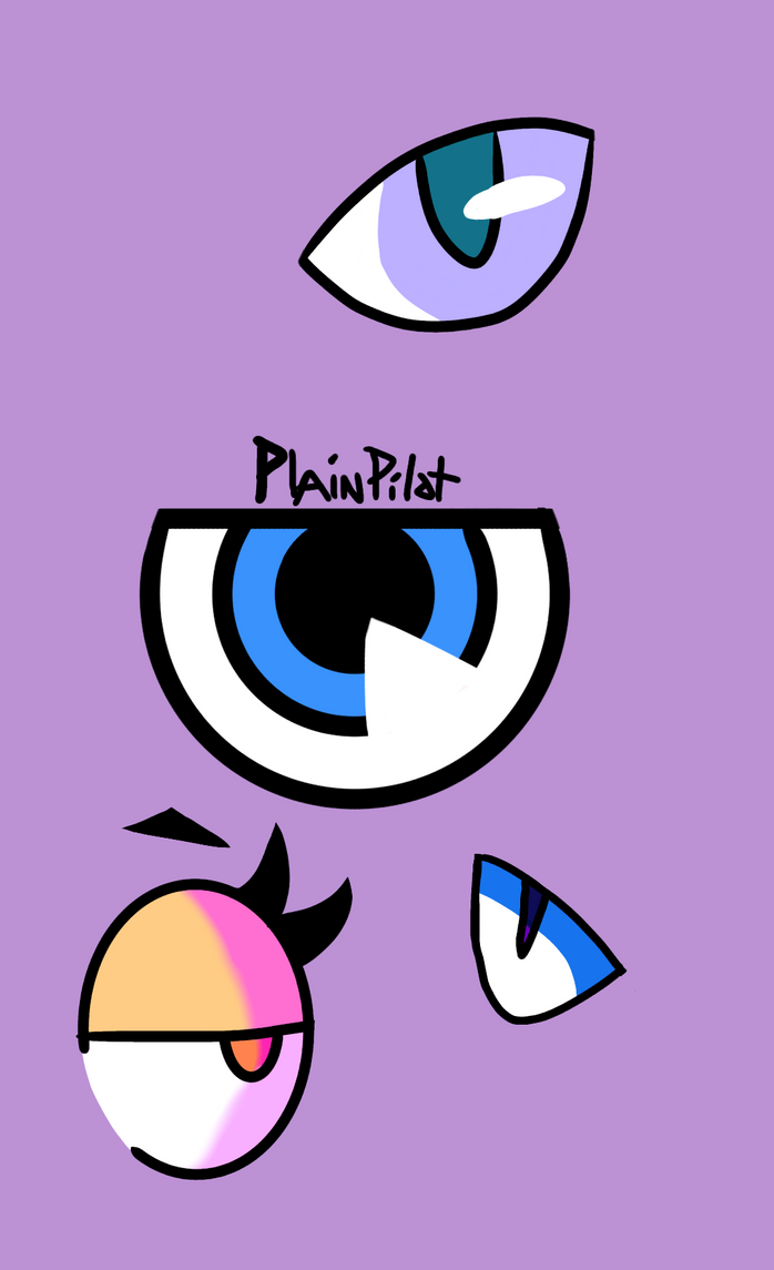 Eye Practice by PlainPilot