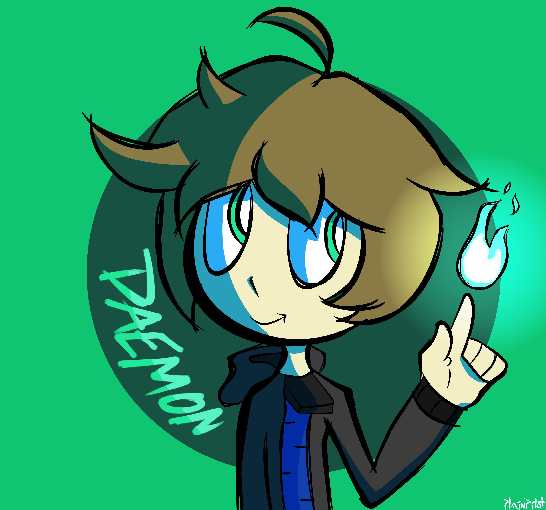 Daemon Doodle by PlainPilot