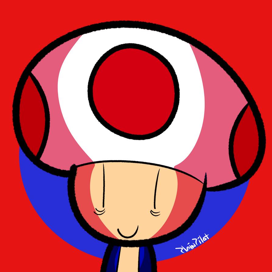 Mushroom Boy by PlainPilot