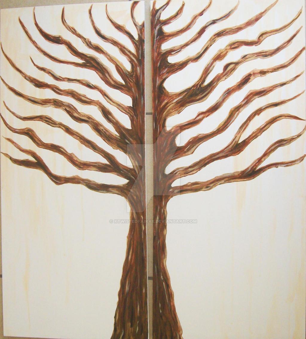 ...I Tree Wed... by xTwistedFairyx