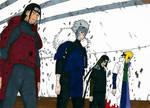 Hashirama, Tobirama, Sarutobi And Minato (Hokages)