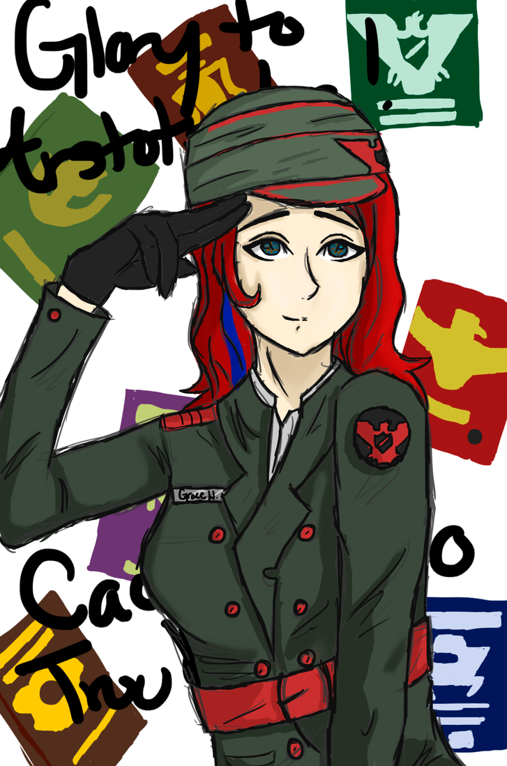 Papers, Please! by Graceafur on DeviantArt