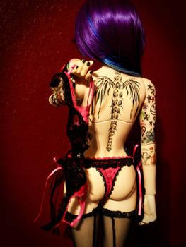 Ink in Skin