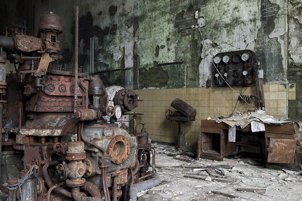 time machine by schnotte