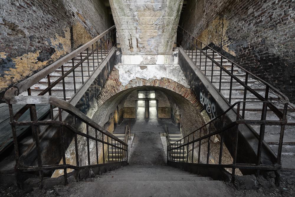 Fort de la Chartreuse by schnotte