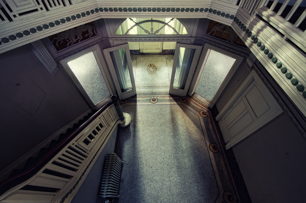 Chateau Grammaire by schnotte
